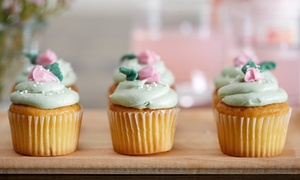 Melt-In Your Mouth Cupcakes: $21 for One Dozen Cupcakes at Melt-In Your Mouth Cupcakes ($36Value)