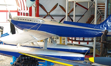 Solent Sky Museum: Entry for an Adult and a Child, Two Adults or a Family (Up to 50% Off)