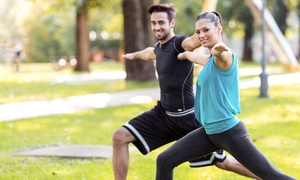 Hollywood Body Club: Two, Four, or Six Outdoor Fitness  Sessions with a Celebrity Trainer from Hollywood Body Club (73% Off)