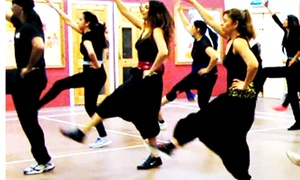 Bhangra Blaze: Bhangra Blaze: Ten Fitness Classes for £10 (80% Off)