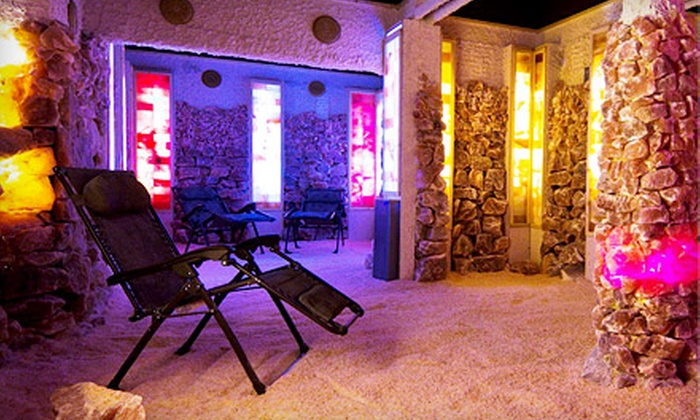 SaltWonder - North Vancouver: One or Three 45-Minute Salt-Cave Visits at SaltWonder (Up to 59% Off)