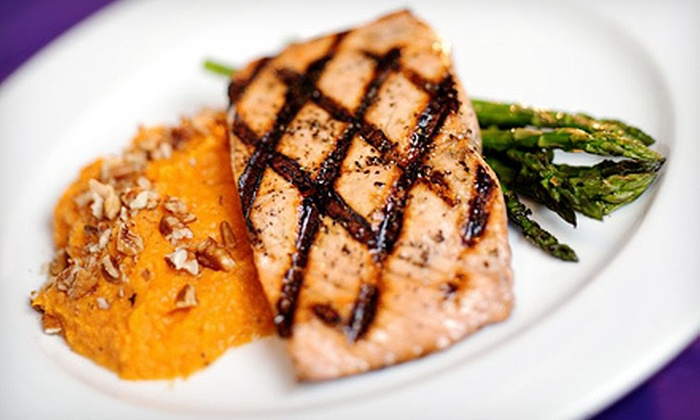 WestChase Grille - Overland Park: Upscale Comfort Fare for Dinner or Lunch at WestChase Grille (Half Off)