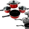 12-Piece Carbon-Steel Cookware Set
