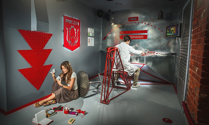 Claustrophobia Quest Games - Miami: $81 for a One-Hour Escape Room Game for up to Four at Claustrophobia Quest Games ($139 Value)