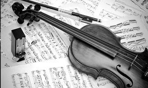Allegro Violin and Music: $40 for Four-Month Violin Rental with Insurance from Allegro Violin and Music ($80 Value)