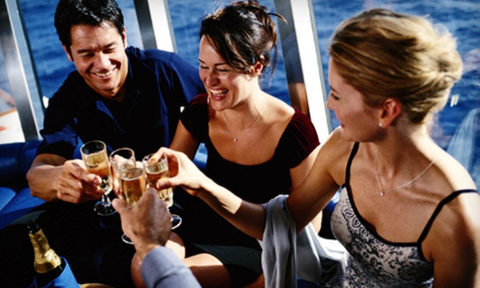 OCean Adventures - Dana Point: $ 47 for a Wine Tasting and Harbor Cruise for Two from OCean Adventures ($ 98 Value)