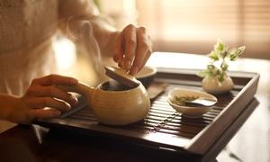 Tai Chi Teehaus: 120 Minuten Tee-Workshop für Zwei oder Vier im Tai Chi Teehaus ab 22,90 €