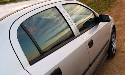 $129 for Tinting of Up to Five Auto Windows at AZ Custom Glass Tinting (Up to $350 Value)