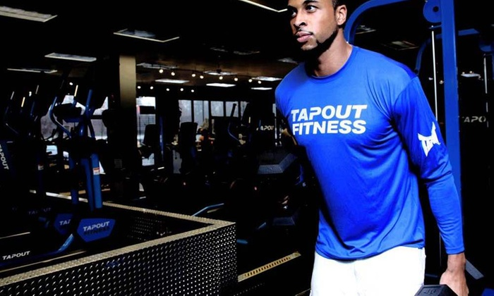 Tapout Fitness - Norcross: Four Personal Training Sessions at Tapout Fitness (65% Off)