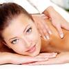 50% Off Full-Body Massage & Raindrop Therapy