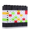 Trend Matters Desk Calendar Building Blocks