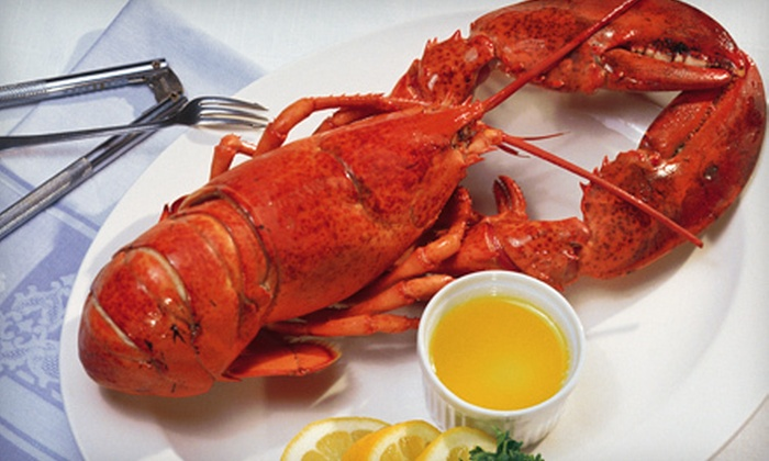 King Saldoni's Catering & Event Planning - Boston: $299 for an On-Location Live-Lobster Bake for 10 People from King Saldoni's Catering & Event Planning ($600 Value)