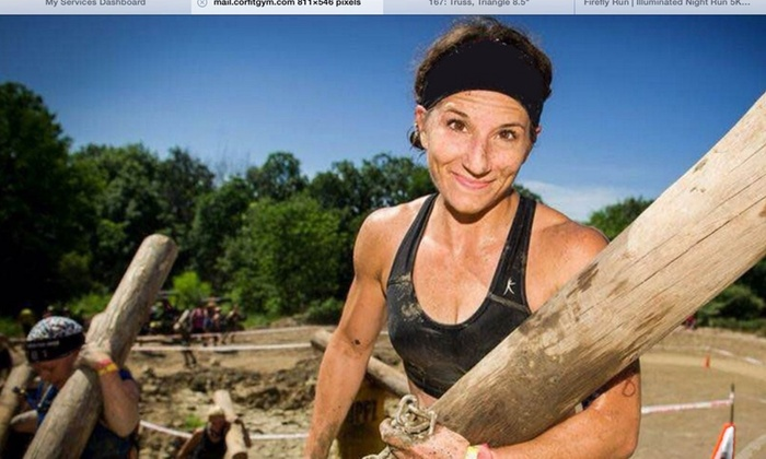 The Weekend Warrior Race - Camp Tyler: Up to 54% Off Registration for 1, 2 or 4 at Weekend Warrior Race