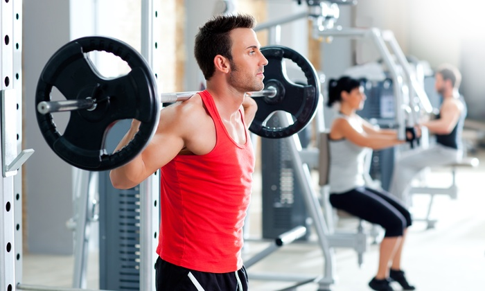 Gold's Gyms - Wilmington - Multiple Locations: Gym Membership and Personal Training at Gold's Gyms - Wilmington (Up to 82% Off). Ten Locations Available.