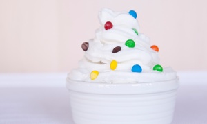 The Yogurt Cup: One or Three Groupons, Each Good for $10 Worth of Frozen Yogurt at The Yogurt Cup (Up to 45% Off)