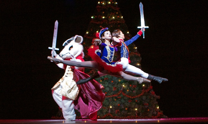 """Nutcracker 1776"" - Merriam Theater: The Rock School's ""The Nutcracker 1776"" at Merriam Theater on December 19 or 20 (Up to 37% Off)"