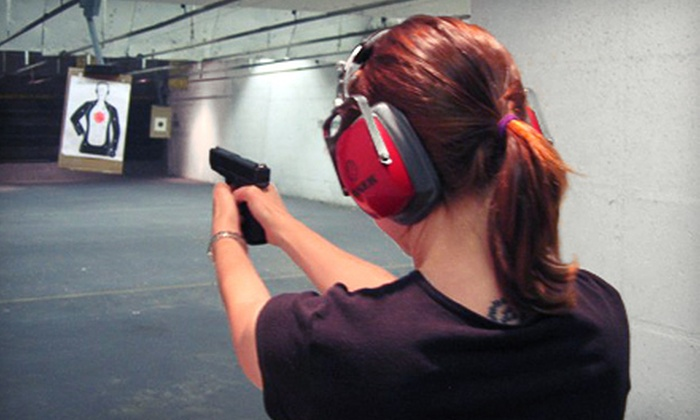 Law Weapons & Supply - Oakbrook Terrace: Four- or Eight-Hour Firearms Class at Law Weapons & Supply (Up to 53% Off)