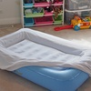 Lazy Nap Kids' Air Bed with Bumper and Fleece Cover