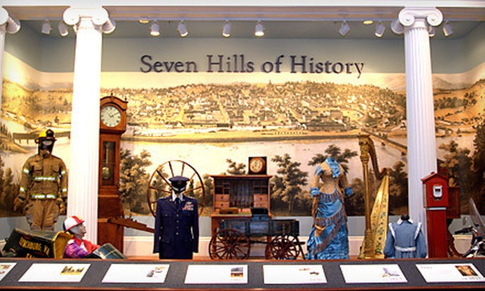 Lynchburg Museum and Point of Honor - White Rock Hill: $10 for a Visit for Two to Lynchburg Museum and Point of Honor (Up to $20 Value)