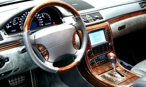 Elite Auto Spa: Deluxe Express Detail for a Car, Truck, Van, SUV, or Station Wagon at Elite Auto Spa (Up to 53% Off)