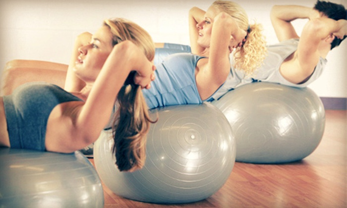 Glow Fitness Bootcamp - Concord Mills: One Month of Unlimited Boot Camp for One or Two at Glow Fitness Bootcamp (Up to 72% Off)