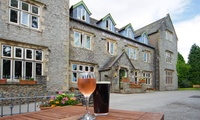 Cumbria: 1 Night for Two with Breakfast, Dinner, Prosecco and Spa Access at Stonecross Manor Hotel