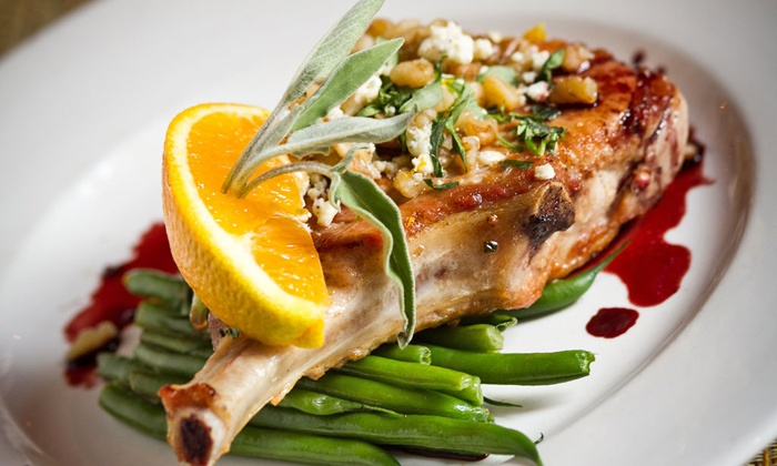 Saschas 527 - Downtown: $21 for $40 Worth of New American Dinner Food and Drinks for Two or More at Sascha's 527 Cafe