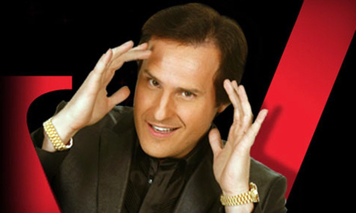 "V Theater - V Theater: ""The Mentalist"" Magic Show for One or Two at Saxe Theater (Up to 80% Off)"