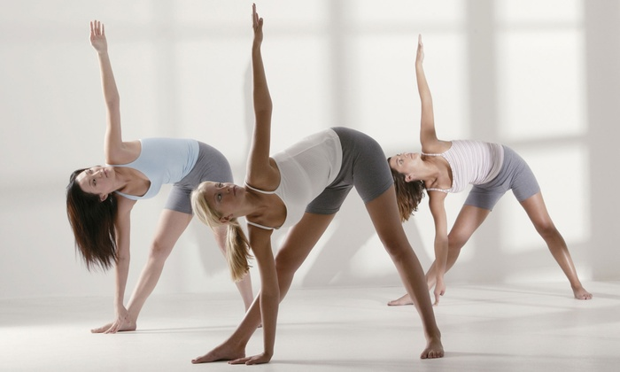 Yoga Escape (Formerly BobbieMatt Yoga) - Multiple Locations: 10 or 20 Yoga Classes, Private Yoga Classes, or One Month of Unlimited Classes at Yoga Escape (Formerly BobbieMatt Yoga) (Up to 75% Off)