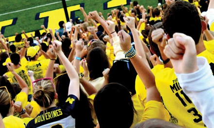 Two-Year Single or Joint Membership to the Alumni Association of the University of Michigan (50% Off)