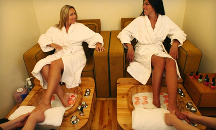 Tribeca Spa of Tranquility - Tribeca: $75 Toward Massage, Pedicures, and Waxing