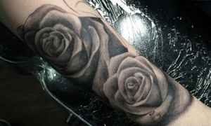 Skull And Rose Tattoo Studio: $60 for $120 Worth of Tattoo Services — Skull and Rose Tattoo Studio