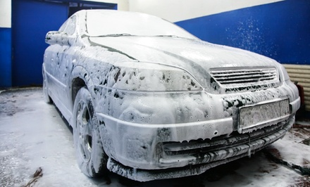 $30 for Three Groupons, Each Good for One Works Car Wash at Acton Car Wash ($60 Total Value)