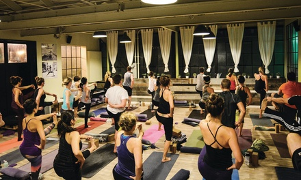 10, 20, or 30 Yoga Classes at Hale Holistic (Up to 78% Off)