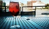 Wine Maniacs On The River - Wine Maniacs on the River: $15 for $30 Worth of Wine, Small Plates, and Sandwiches at Wine Maniacs on the River
