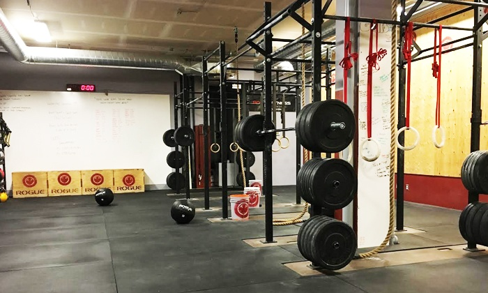 Crossfit YOW - Munster Hamlet - Richmond: Two Weeks of Unlimited Flight School CrossFit Classes for One or Two People at CrossFit YOW (Up to 66% Off)