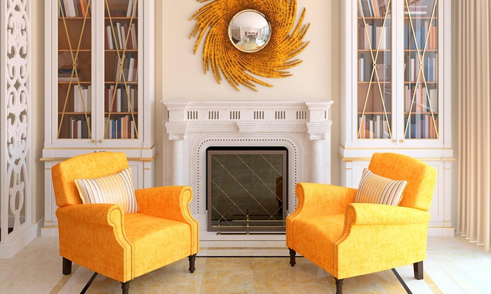 Home Decor DC - Washington DC: Two Hours of Interior-Design Consultation and Redecoration Services from Home Decor DC (67% Off)
