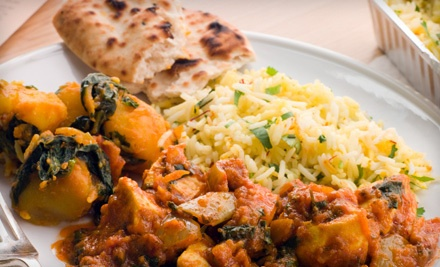 Indian Buffet Fare for Two at Lunch or Dinner - Little India Restaurant in Redwood City