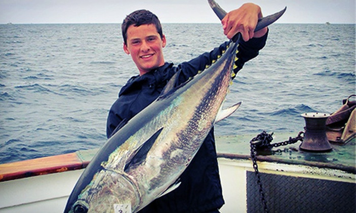 Fisherman's Landing - Point Loma: $32 for a Half-Day Fishing Trip with Tackle Rental and Terminal Fee from Fisherman's Landing (Up to $64 Value)