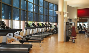 The Health Club - Sheraton Abu Dhabi Hotel & Resort: Fitness Membership and Massage for Up to 6 months at The Health Club - Sheraton Abu Dhabi Hotel & Resort (Up to 63% Off)
