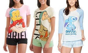Disney Pajama Sets and Nightgowns