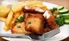 Classic Fish and Chips LTD - Dartmouth: Fish 'n' Chips Meal for Two or Four at Classic Fish and Chips LTD (52% Off)