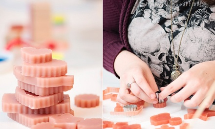Three-Hour Soap-Making Class at Latika Body Essentials (41% Off)