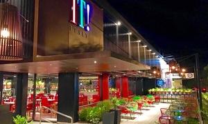 It! Italy Carlos Paz: Desde $369 por almuerzo o cena para dos o cuatro: entrada + principal + botella de vino + postre en It! Italy Carlos Paz