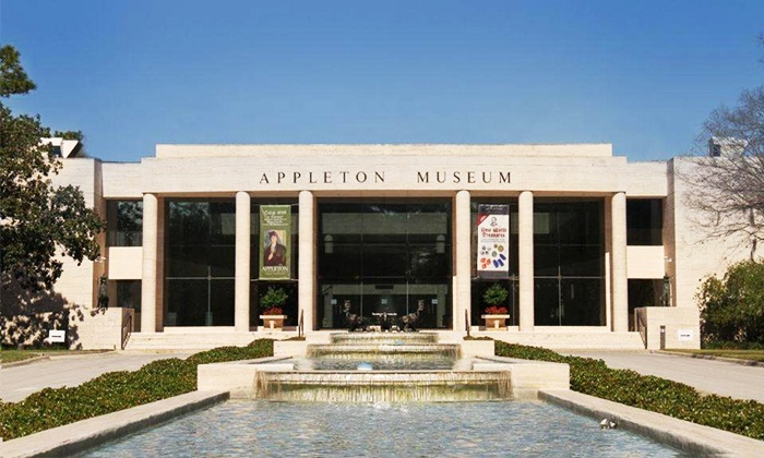 Appleton Museum of Art - Ocala: Museum Visit or Membership to Appleton Museum of Art (Up to 50% Off). Four Options Available.