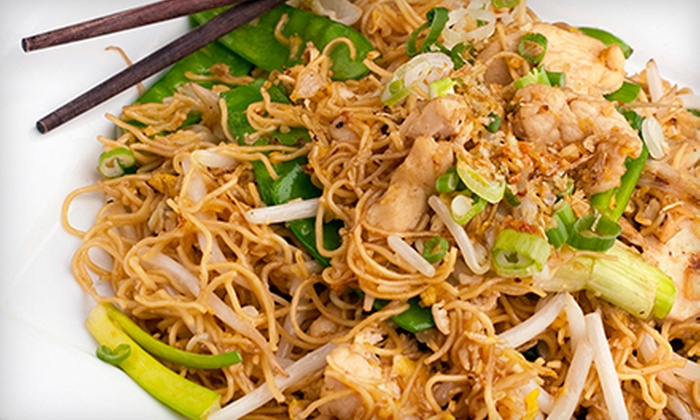 null - Minneapolis / St Paul: Eastern Thai Dishes at Thai Cuisine (Half Off)