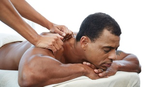 Deep Harmony: One or Three 60-Minute Swedish or Deep-Tissue Massages at Deep Harmony (Up to 70% Off)
