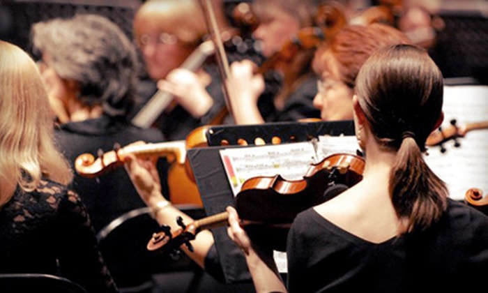 """""""A World Transformed"""" presented by The American Philharmonic - Larkfield-Wikiup: $20 for Symphony Tickets for Two to See The American Philharmonic in Santa Rosa on April 1 ($40 Value)"""