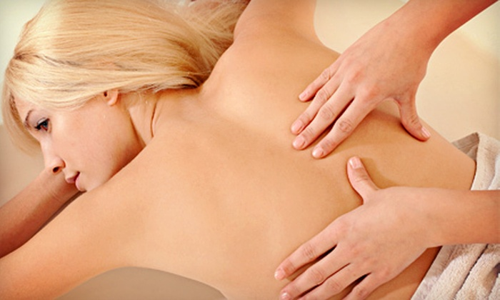 D'Onyx Day Spa - Hamilton: 60-, 90-, or 120-Minute Swedish or Deep-Tissue Massages at D'Onyx Day Spa (Up to 65% Off)