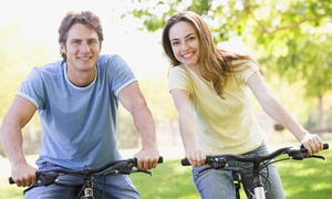 Central Park Bikes: Bike Tour for One or Two from Central Park Bikes (Up to 44% Off)